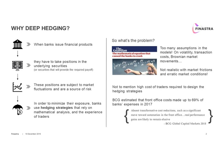Deep Hedging – screenshot 1