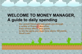 The Fun of Financial Literacy (the game)