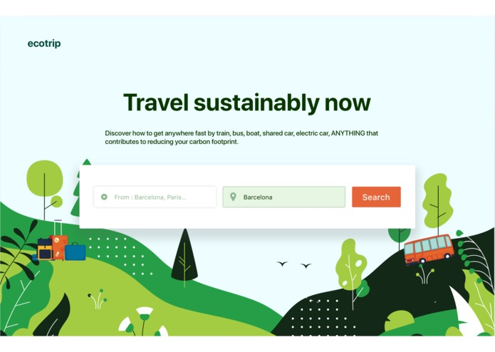 ecotrip – screenshot 1