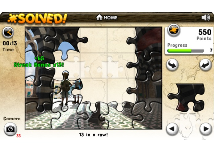 Solved! Online – screenshot 1
