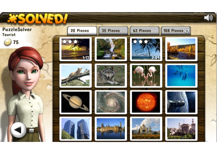 Solved! Online – screenshot 2