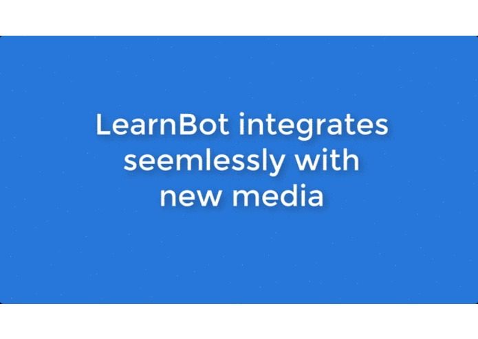 Learn Bot – screenshot 8