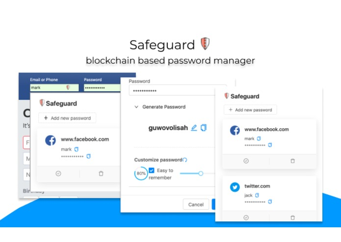 Safeguard – screenshot 2
