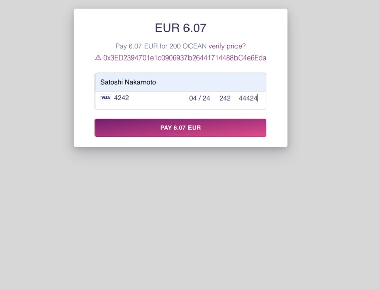 PayFiat – screenshot 3