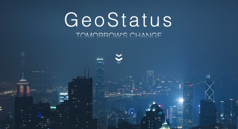 GeoStatus – screenshot 1