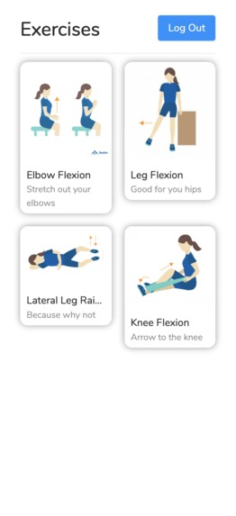 Physio Space – screenshot 2
