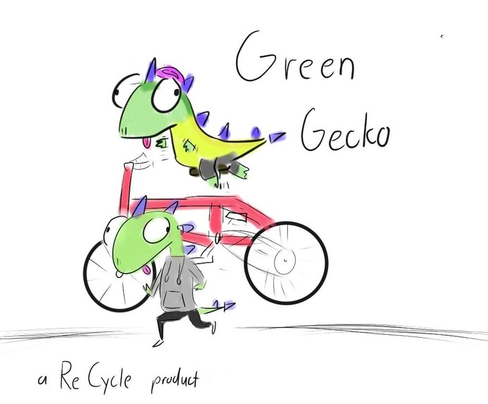 Green Gecko – screenshot 1
