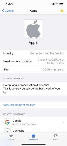 Oliver - AI Job Search – screenshot 5