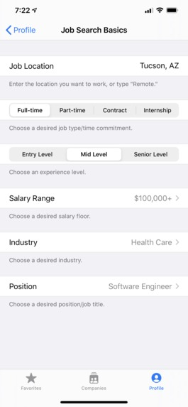 Oliver - AI Job Search – screenshot 6
