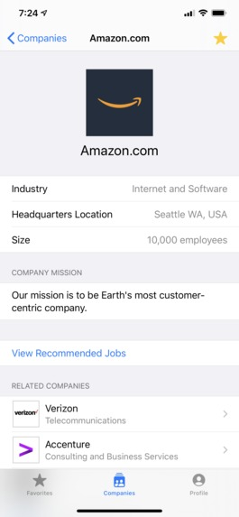 Oliver - AI Job Search – screenshot 14
