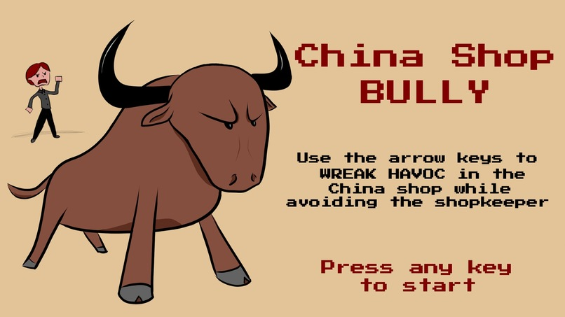 China Shop Bully – screenshot 1