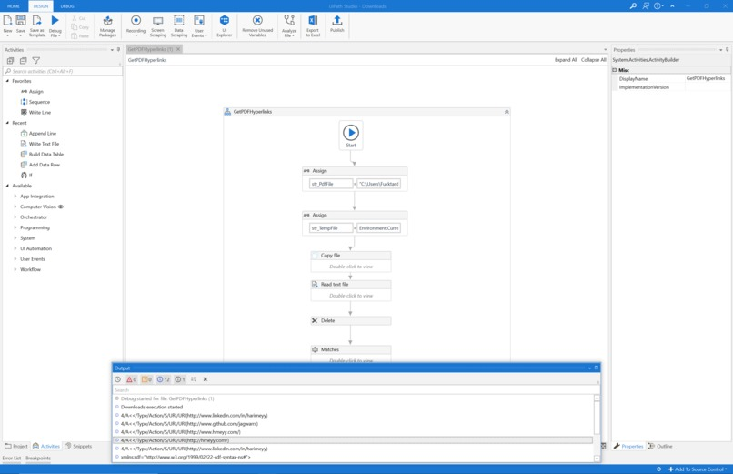Automated Candidate Evaluation (ACE) - Paradox.ai & UiPath – screenshot 2