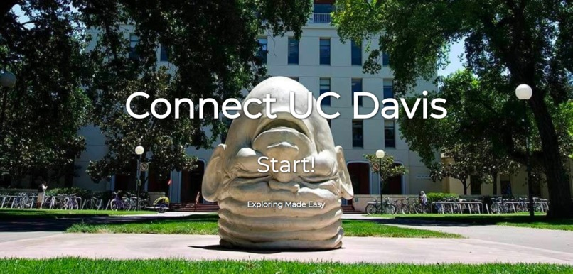 Connect UC Davis – screenshot 2