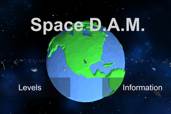 Space D.A.M (Debris Avoidance Maneuver)