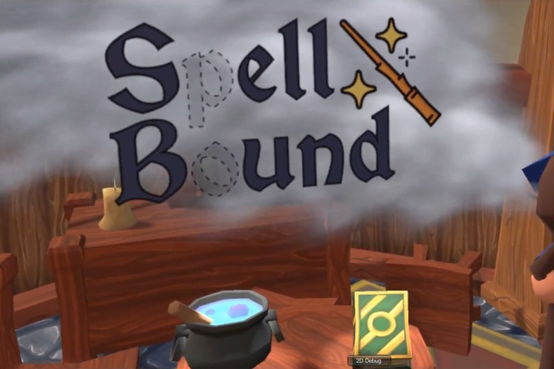 Spell Bound – screenshot 1