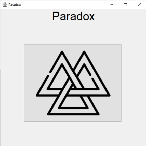 Paradox – screenshot 1