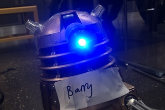Barry the Dalek