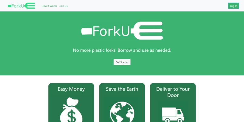 ForkU – screenshot 1