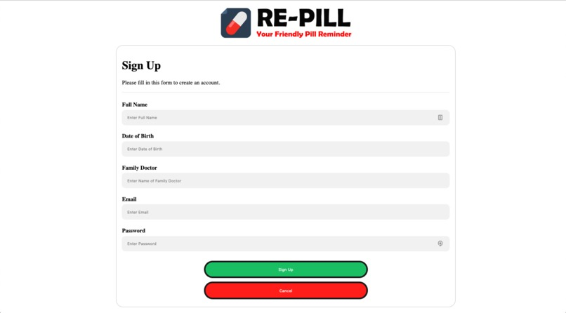 Re-Pill – screenshot 1