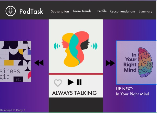 PodTask – screenshot 4