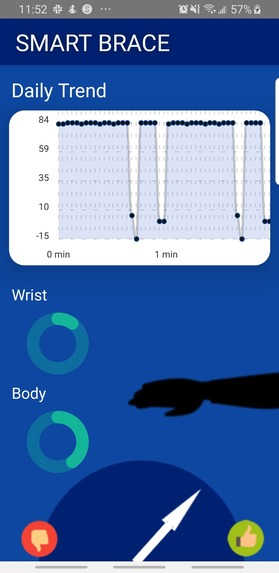 Smart Brace – screenshot 2