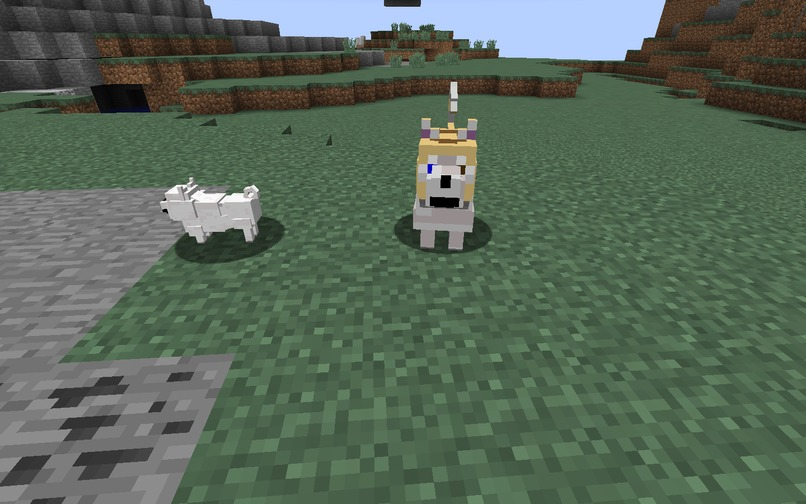 Versatile Dogs for Minecraft – screenshot 1