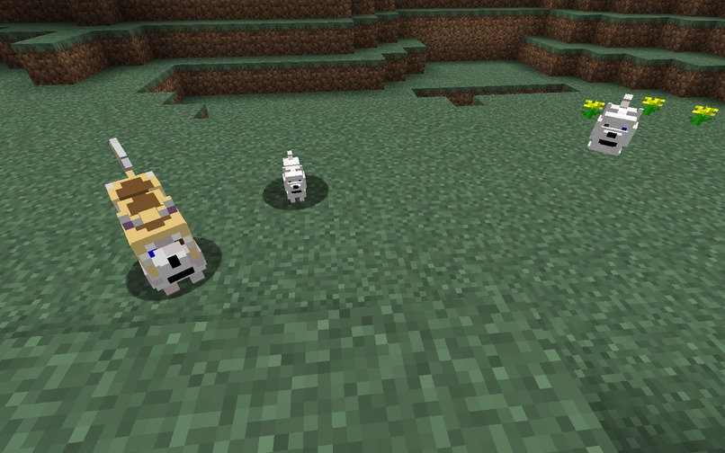 Versatile Dogs for Minecraft – screenshot 3