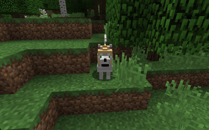 Versatile Dogs for Minecraft – screenshot 4