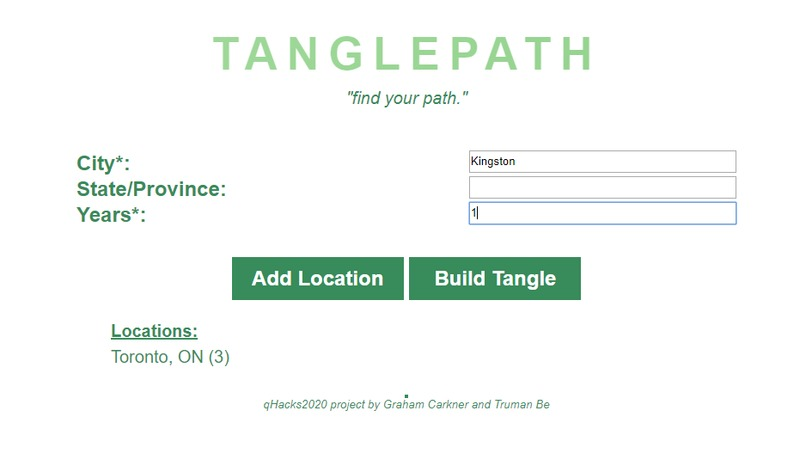 tanglepath – screenshot 1