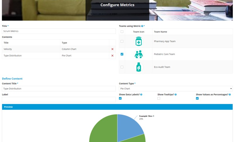 Sprint Demo & Agile Metrics App – screenshot 2