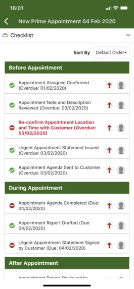 Appointment Booking System – screenshot 7