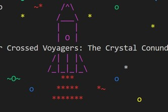 Star Crossed Voyagers: The Crystal Conundrum