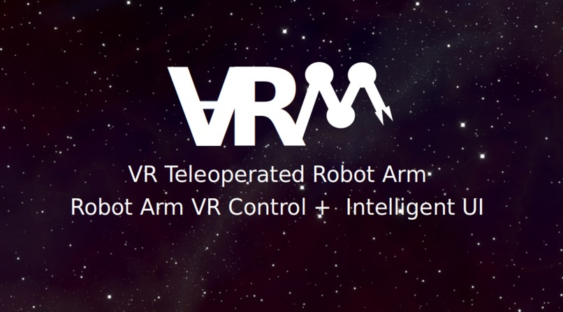 VRM - VR Teleoperated Robot Arm – screenshot 1