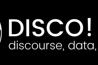 DISCO! - Discourse, Data & Dialogue