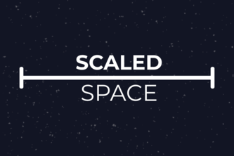 Scaled Space