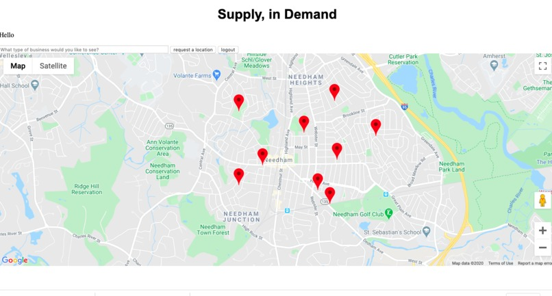 Supply, in Demand – screenshot 2