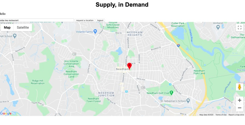 Supply, in Demand – screenshot 3