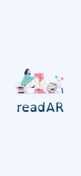readAR – screenshot 1
