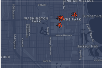 UChicago Security Map