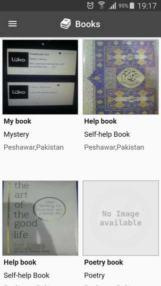 Book The BOOK - Books Swapping App – screenshot 6
