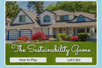 The Sustainability Game