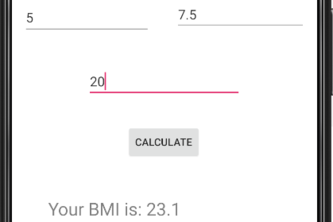 Small Steps Personal Fitness Calculator