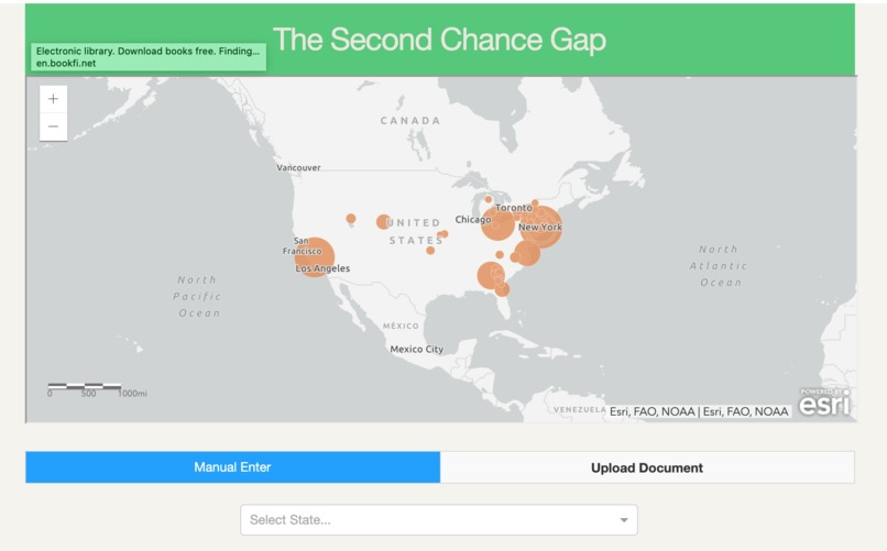 The Second Chance Gap – screenshot 1