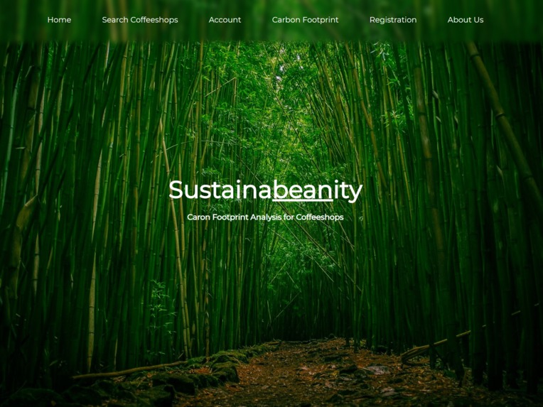 Sustainabeanity – screenshot 1