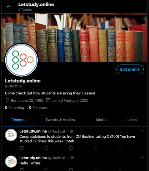 LetStudy.Online – screenshot 8