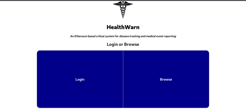 HealthWarn – screenshot 2