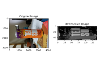 Camera-based Volume Estimation of Objects for Nutrition