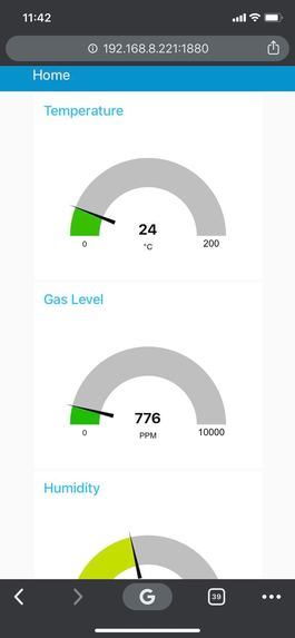 Smart Stove – screenshot 5