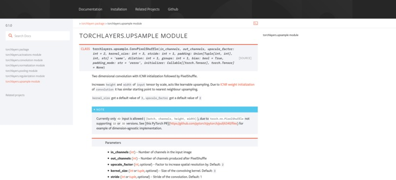 torchlayers + torchlambda – screenshot 7