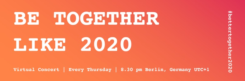 25_e-Kulturangebote_#betogetherlike2020 – screenshot 1